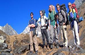 Trekking Tour in Nepal