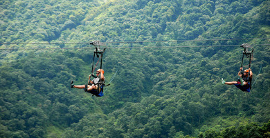 Pokhara Zip Flyer