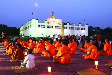 Buddhist Pilgrimage Tour - 8 Nights 9 Days