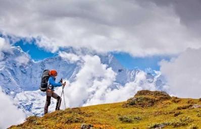 Mountain of Nepal