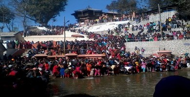 Hindu Pilgrimage Tour Nepal
