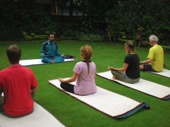 Nepal Yoga Meditation Trekking Tour