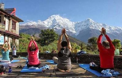 Nepal Yoga & meditation Tour