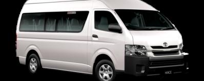 Toyota Hiace – Rent a Van in Nepal