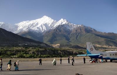 Kathmandu Pokhara Jomsom Tour by Air - 04 Nights 05 Days