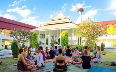 Yoga Immersion Retreat Tour