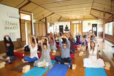 Yoga Wellness Retreat Tour